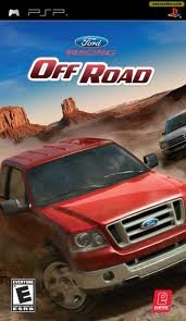Download - Ford Racing - Off Road - PSP - ISO