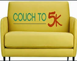 5k training - how to train for a 5k - couch potato to 5k