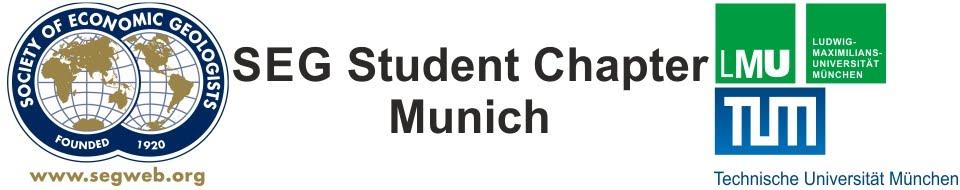 SEG Student Chapter Munich