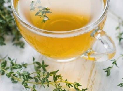 فوائد شرب شاي الزعتر المغلي