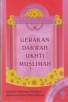rumah buku iqro toko buku online buku dakwah ensiklopedi akhwat muslimah 4 gerakan dakwah ukhti muslimah