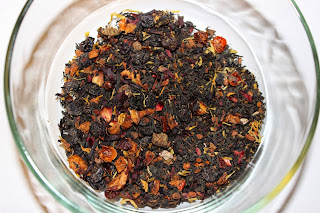 Loose Flavored Black Tea from Teavana!