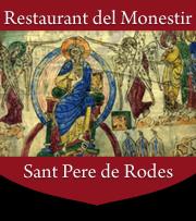 Restaurant del Monestir de Sant Pere de Rodes