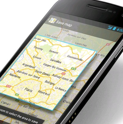 Amazon Kindle Fire: Download Offline Google Maps For ...
