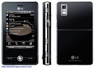 LG KS 20 free unlock