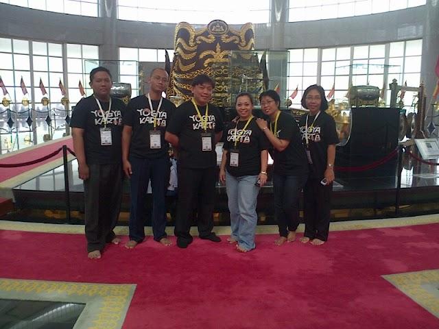 FPPTI DIY di Conference on GenNext Libraries , Brunei Darusallam