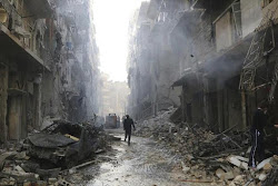 Barrel Bombs, Not ISIS, Are the Greatest Threat to Syrians