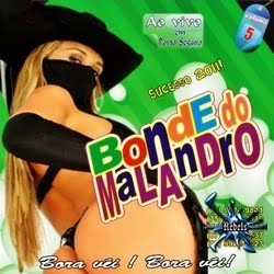 Bonde Do Malandro Ao Vivo   Vol 5