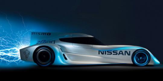 Inilah Mobil Listrik Tercepat di Dunia
