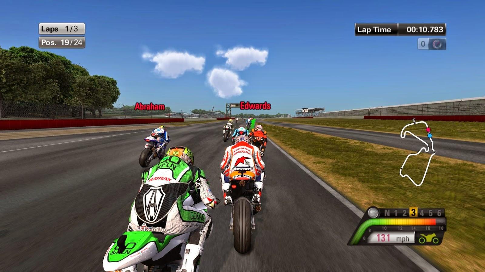MotoGP 13 2013 Pc Game