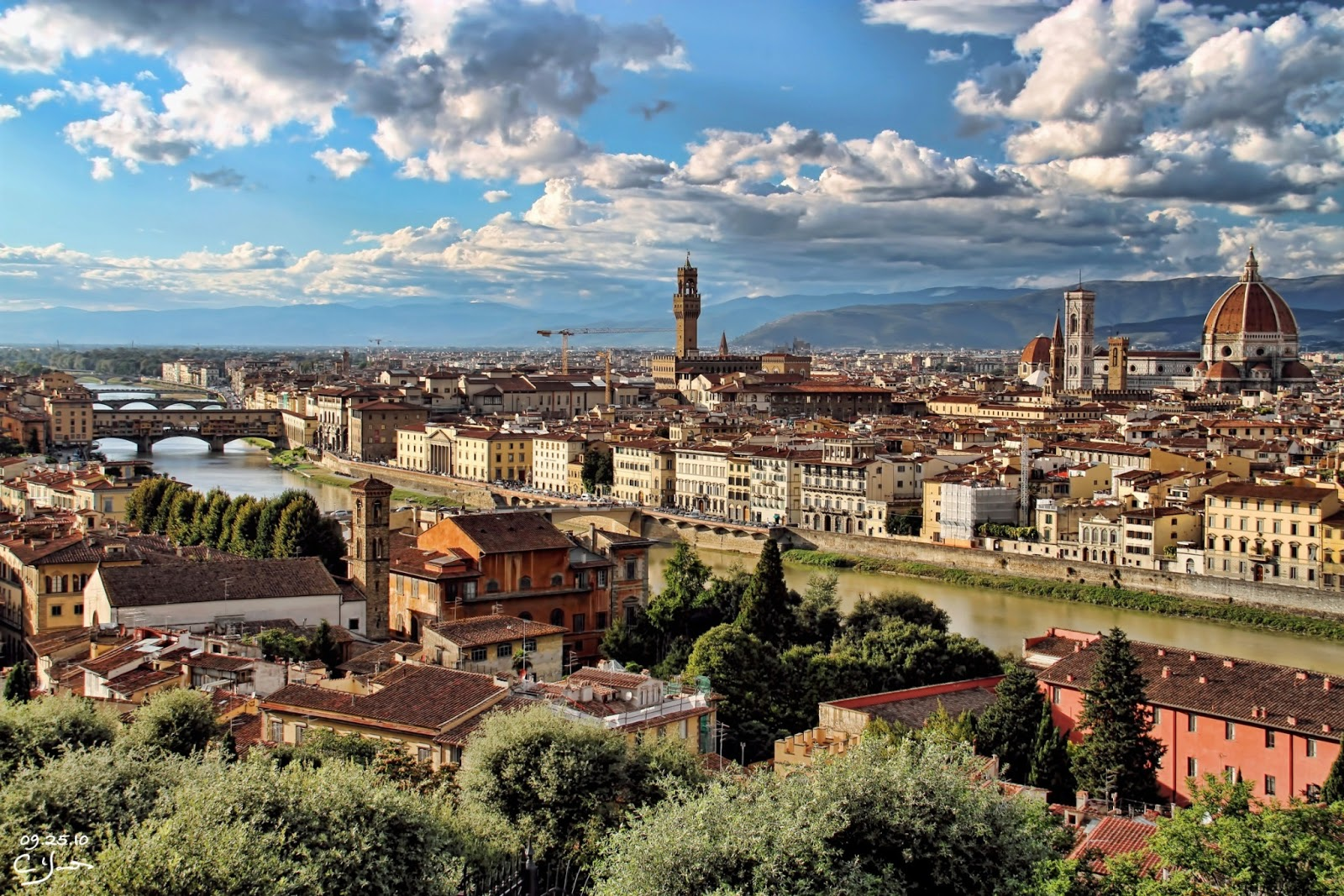 Travel adventures florence firenze a voyage to for Is florence in tuscany