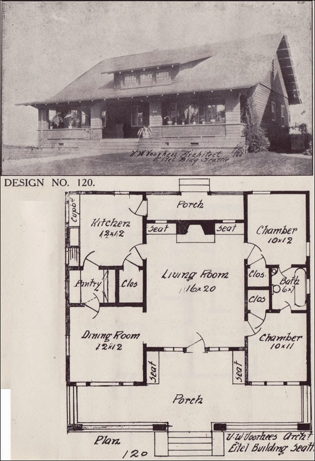 La Maison Boheme Early 19th Century Craftsman Homes