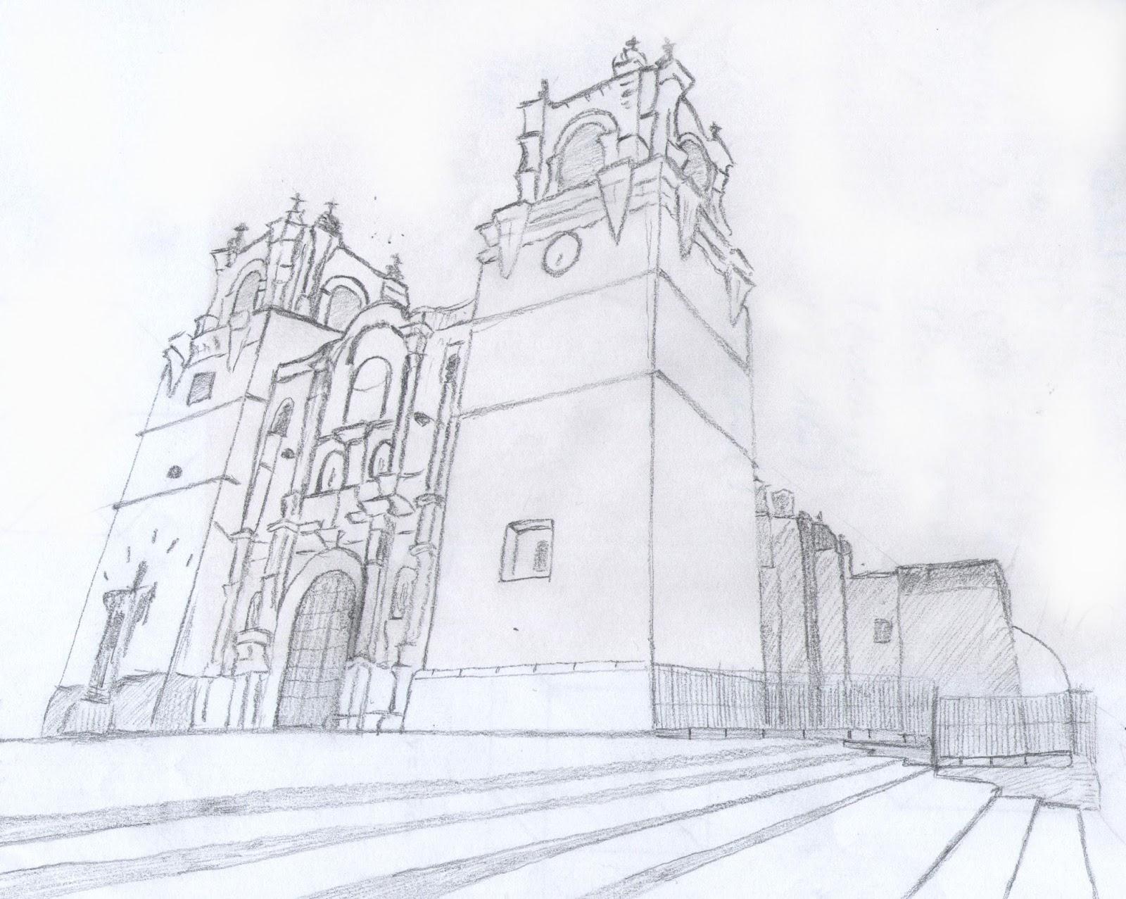 Dibujo arquitectonico importancia del dibujo en la - El color en la arquitectura ...