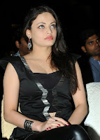 Sneha Ullal in Black Salwar Stunning Beauty Spicy Pics