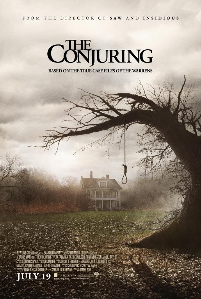 ตัวอย่างหนังใหม่ : Conjuring (คนเรียกผี) ซับไทย poster
