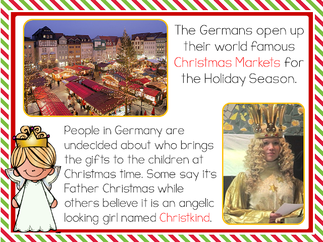 http://www.teacherspayteachers.com/Product/Christmas-Around-The-World-Christmas-Common-Core-Classroom-431427