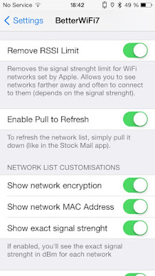 BetterWifi7 Features