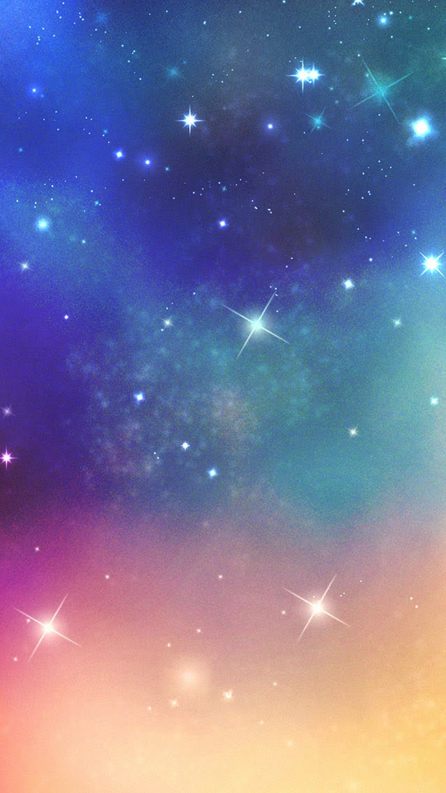iPhone 5, 5s & 5c Wallpaper - Starry Outer Space | Covers Heat