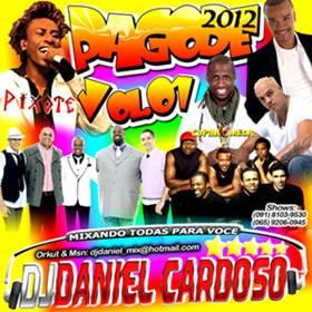 djdanielcardoso Download   DJ Daniel Cardoso Pagode Vol. 01 (2012)