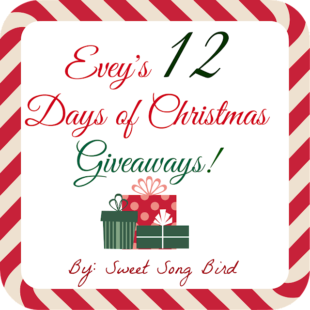 Evey's 12 Days of Christmas Giveaways at Sweet Song Bird via Prodigal Pieces www.prodigalpieces.com #prodigalpieces