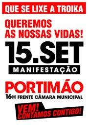 Indignados, Portimão, Algarve, Portugal, Mobilização, Nacional, Internacional, Povo, Rua, Troika, Vidas, Levantar, Nação, Acorda,