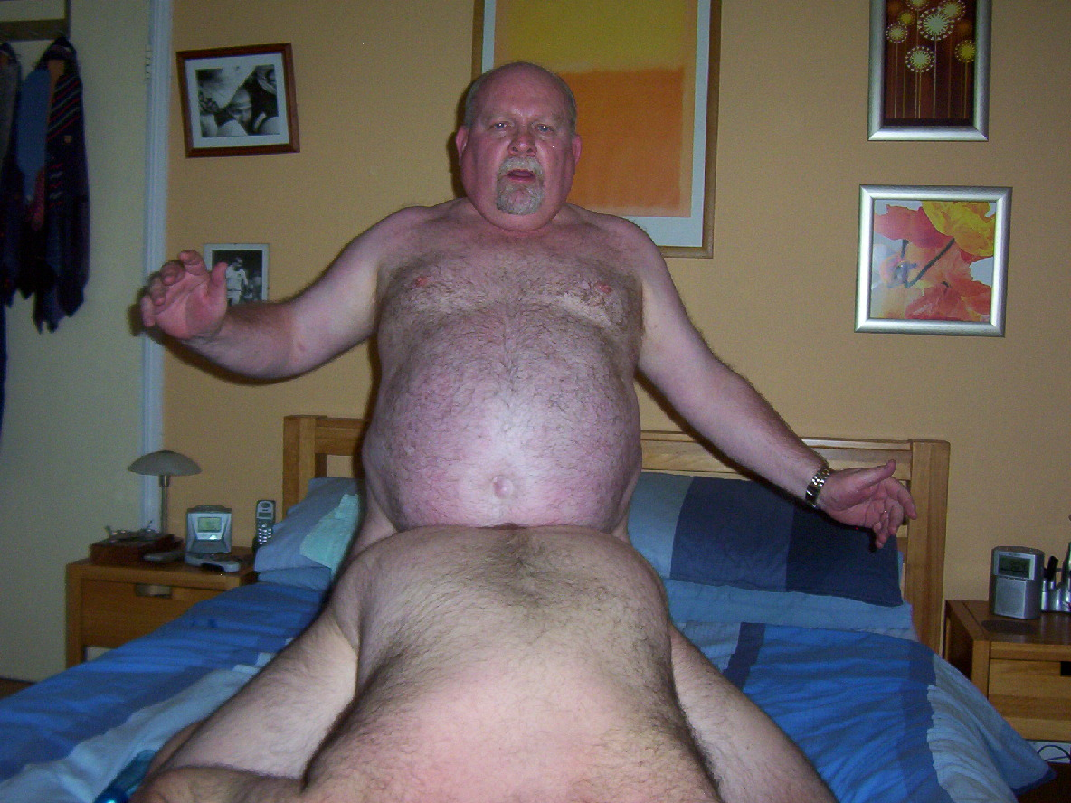 sex gay bear Mature chubby