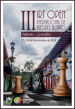 III IRT OPEN Internacional Ajedrez Activo Salento 2018 (Dar clic a la imagen)