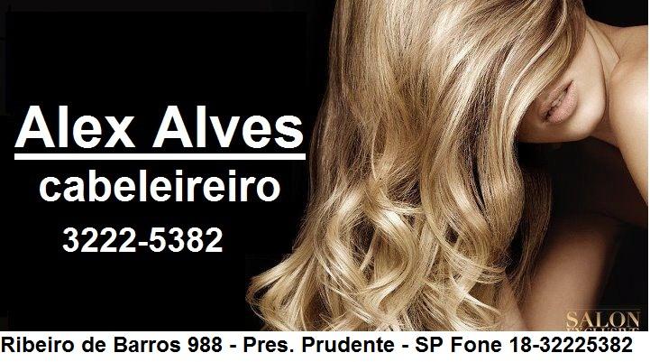 Alex Alves Cabeleireiro