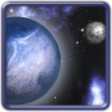 GyroSpace 3D Live Wallpaper apk