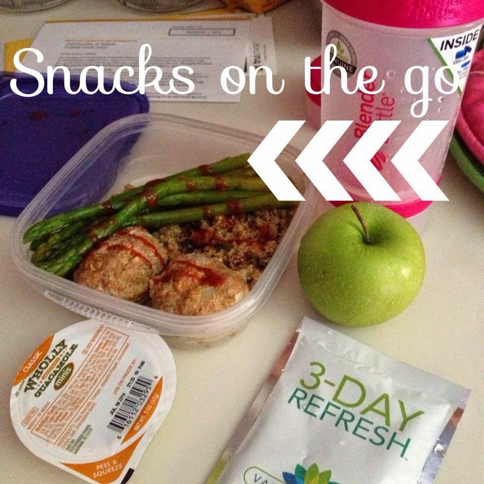 clean eating snacks, meal prep
