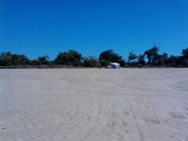 Campismo Praia Fluvial do Patacão