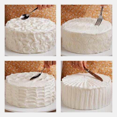 Easy Cake Decorating At Home : Awesome Food: Simple Cake Decorating Techniques