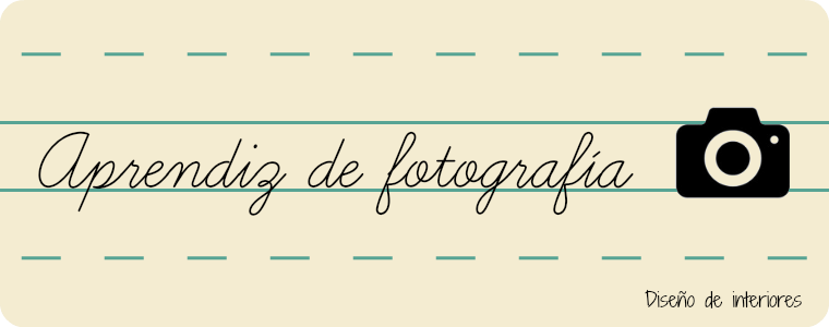 Aprendiz de fotografía