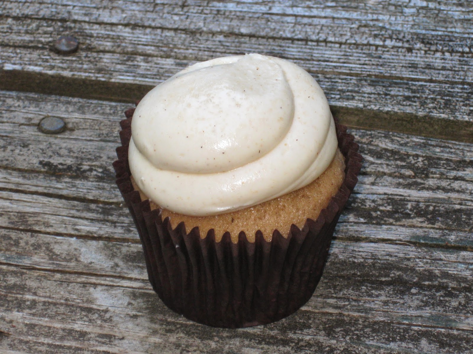Snickerdoodle Cupcake from Flavory Cupcakery