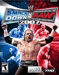 Smackdown VS Raw 2007 PC Game Free Download Full Version
