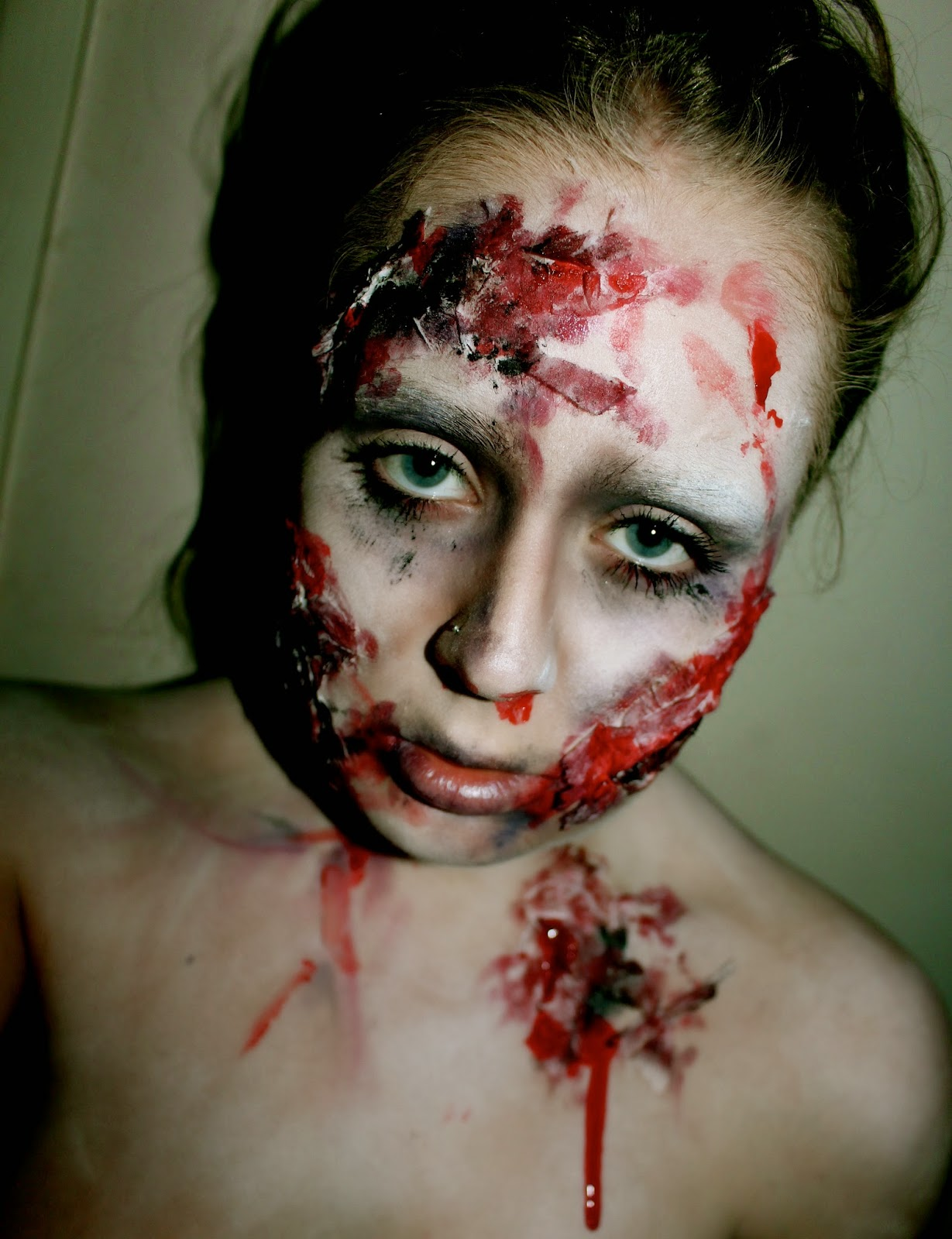 100+ [ Fake Blood Halloween Makeup ] | Deja Zu October 2013,Get 20 ...