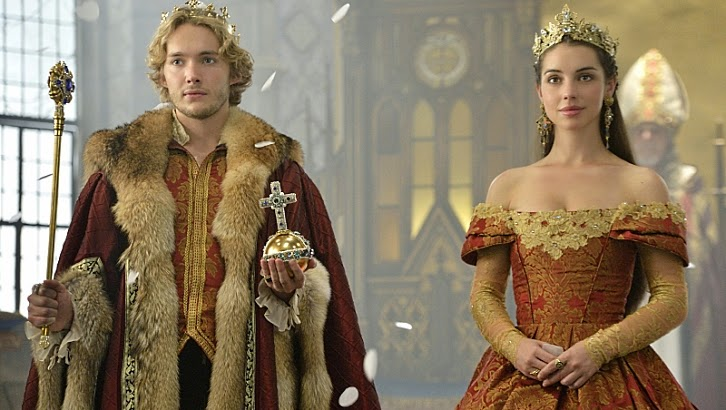 Reign - Episode 2.03 - Coronation - Promotional Photos *Updated More*