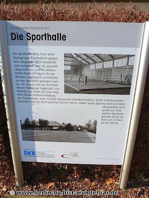 olympia, dorf, sportlerdorf, elstal, berlin, sport, 1936, olympischen Sommerspiele, sporthalle