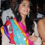 Anushka in Salwar at Mogudu Movie Audio Launch  Pics