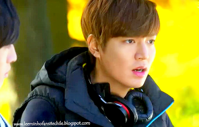 """THE HEIRS"""" CAPITULO 12 SUB ESPAÑOL!!!!! =D Lee Min Ho oppa no llores ..."""