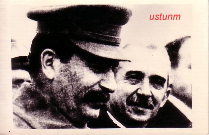 Türkiye sovyet rusya ılişkileri ruslarla 1925 ten beri devamlı bir