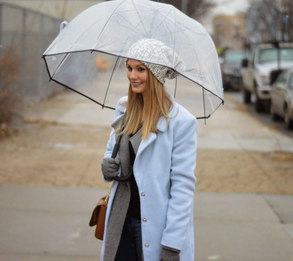 Look para días lluviosos