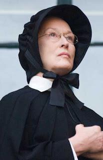 "Meryl Streep en ""La Duda"""