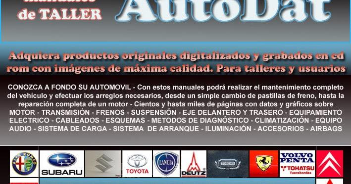 Manuales del mecanico autos sciox Image collections