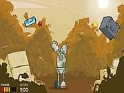 Robot bác sĩ, game ban sung