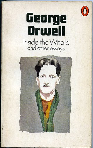 orwell collection of essays Critical essays (1946) is a collection of wartime pieces by george orwell it covers a variety of topics in english literature, and also includes some pioneering.