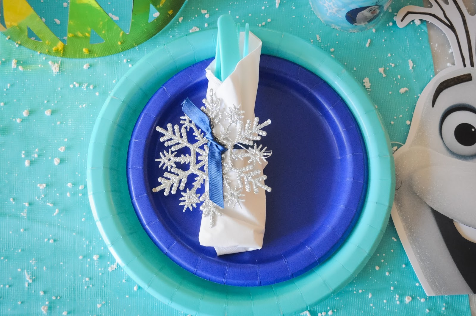 budget friendly frozen party