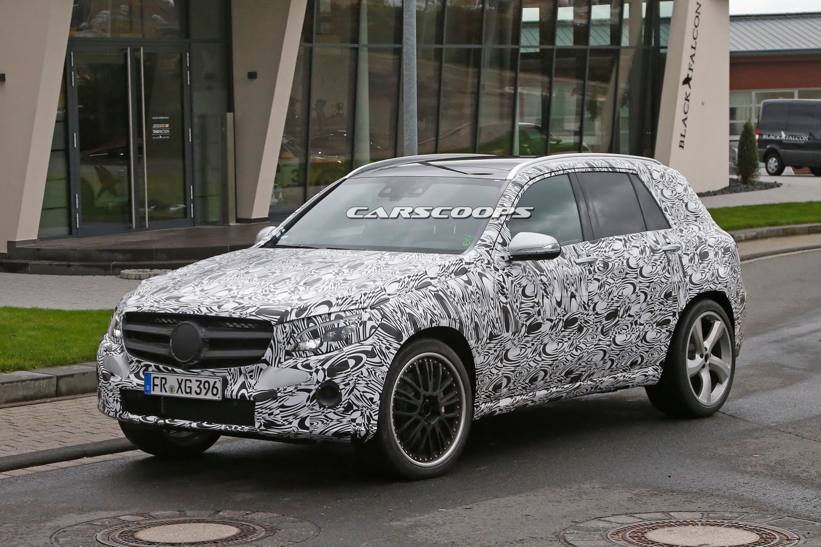 All Types glk amg : Scoop: Mercedes' Next GLK Might Get an AMG Version After All ...