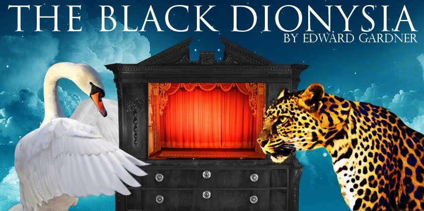 The Black Dionysia - Author's Blog