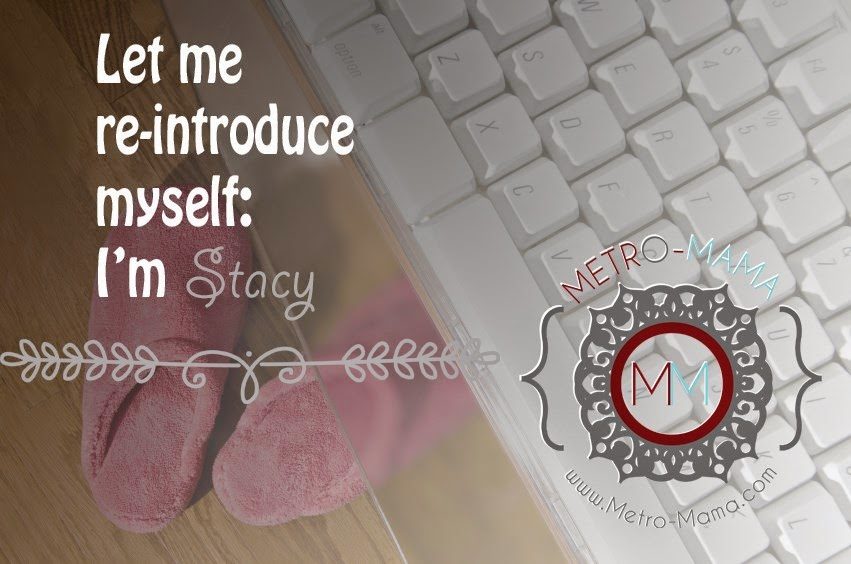 Metro-mama is a new mom blog by Stacy Lupcho, MetroSpunkyMom